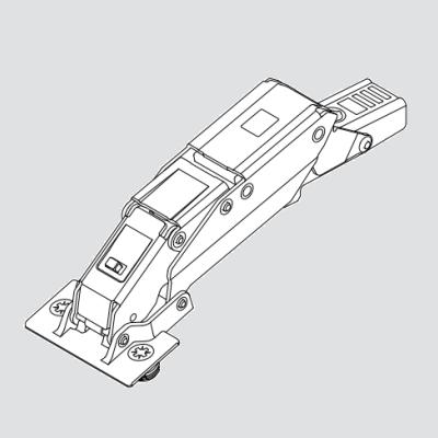 Bevestiging Dunne Fronten 8-14 mm