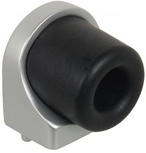 Deur-buffer - Aluminium-Rubber - Met Vloeranker