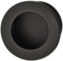 Komgreep - Aluminium - Zwart geanodiseerd - ø 50 - Om te lijmen