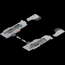 Tip On Blumotion eenheid + Meenemer - Voor Tandembox geleider