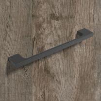 Meubelgreep - Zwart mat - Greepdikte: 9 mm - Drie lengtes: 130 t/m 267 mm