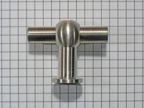 Meubelknop 46 mm - RVS