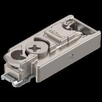 Blum Montageplaat - Lineair - 3 mm