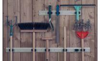 Houder voor gereedschap met steel - 3 houders - Variabel