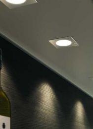 Cubit Plus - Led inbouwspot - RVS Look - 12V