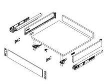 Vionaro Front voor Binnenlade - Hoogte: 89 mm