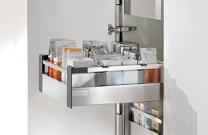 Inschuifelement Antaro D - Glas - 450mm