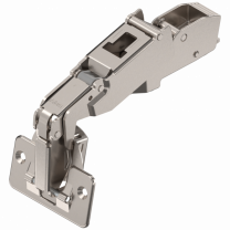Blum - 170 ° - Half-opliggend en Inliggend - Tip On