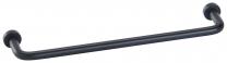 Meubelgreep - Zwart Mat - Greepdikte: 7 mm - Lengte: 174 mm