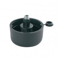 Stelpoot Klein - Hoogte: 27 mm - Vier stuks