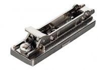 Salice Montageplaat - Lineair - 0 mm standaard