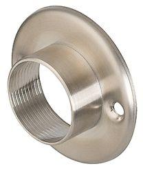 Buishouder Rond - RVS - Voor Buisdiameter: 20, 25, 30 mm - 2 stuks