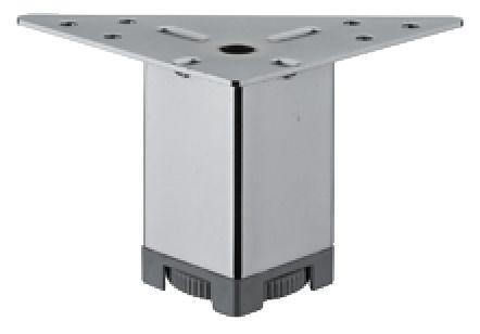 Meubelpoot - Hoogte 70 mm - Hoogte Verstelbaar - Twee Kleuren