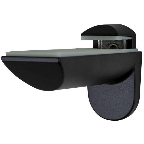 Verstelbare Plankdrager - Zwart Mat - Set