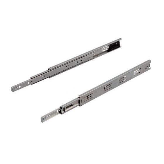 Zijwandmontage Kogelgeleiders - 450mm - 40 kg - Softclosing