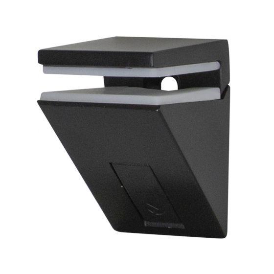 Verstelbare Plankdrager Mini - Zwart Mat - Set