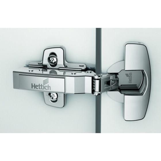 Hettich Sensys - Half Opliggend - 110° - Tip-On