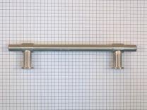 Meubelgreep - Lengte: 185 mm - RVS Look