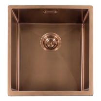 Reginox Miami 40 x 40 Copper - Kastmaat: ≥ 50 cm