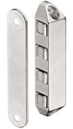 Magneetsluiting - Trekkracht: 8 kg - Opbouw