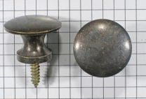 Meubelknop - Messing Oud - ø 18, 25 en 30 mm