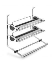 Linero 2000 Papier- Foliehouder - RVS look mat