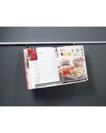 Linero 2000 Kookboekhouder - RVS look mat