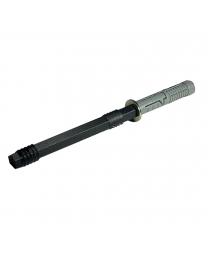 Plankdrager onzichtbaar - Zonder afstelling - Plankdikte: min. 20 mm