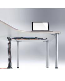Kabelgeleider - Spiraalvorm - Zwart