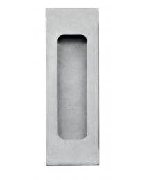 Komgreep - RVS Mat - 120 x 40 mm - Om te lijmen