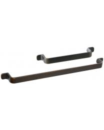 Meubelgreep - Zamak - Brons - Greepdikte: 16 mm - Twee lengtes: 164 en 292 mm